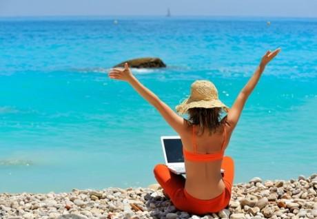 blogger-beach