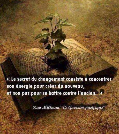le secret du changement
